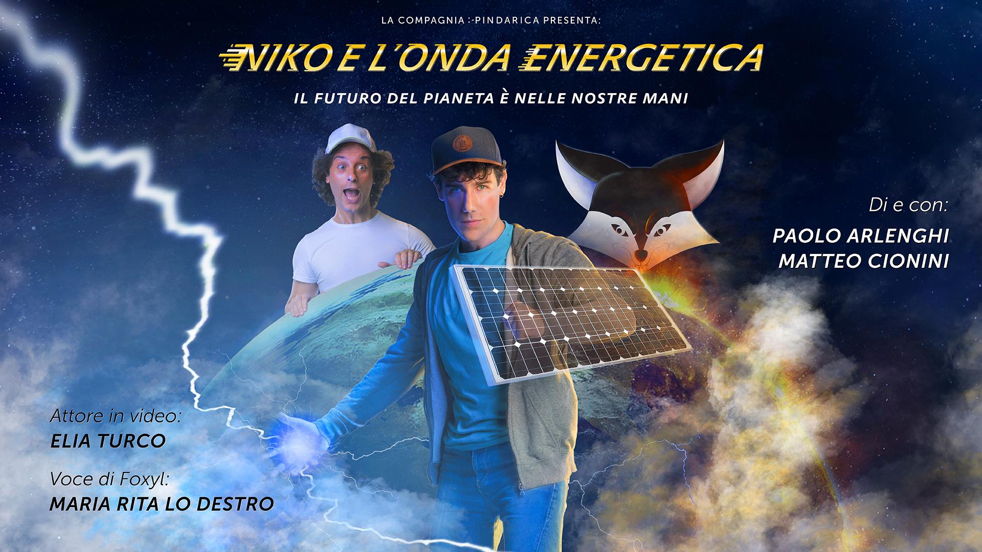 NIKO E L'ONDA ENERGETICA